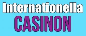 """Texten """"Internationella casinon."""""""